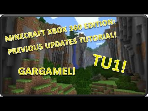 Easiest Previous Updates Tutorial! NO COMPUTER REQUIRED! Minecraft
