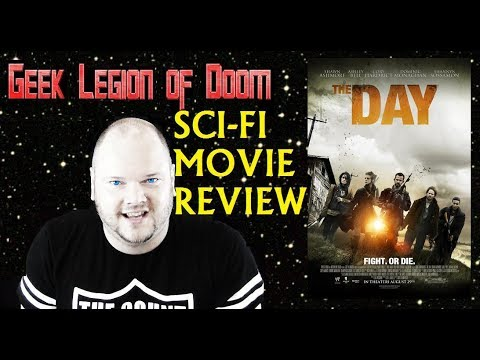 THE DAY ( 2011 Shawn Ashmore ) Sci Fi Movie Review
