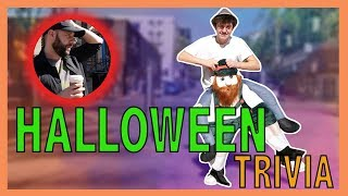 Halloween Trivia with Strangers | They Were So Confused 😂