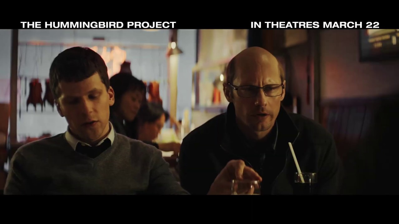 The Hummingbird Project - In theatres March 22