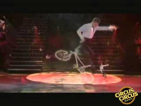 Circus Circus Agency presents : Bmx Bike act from Hungary (Artist id HU390)