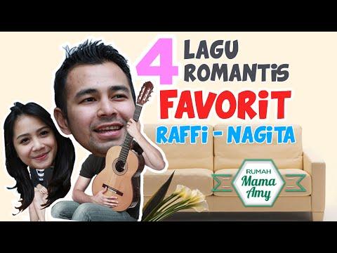 4 Lagu Romantis Favorit Raffi Ahmad Dan Nagita Slavina
