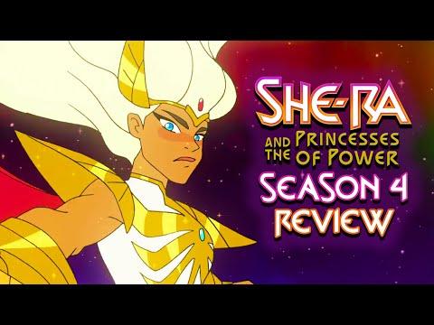 SHE-RA Season 4 Sets Up The Series' ENDGAME! -REVIEW-