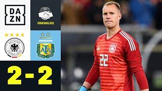 DFB-Elf_verspielt_2:0-Führung_beim_Klassiker:_Deutschland_-_Argentinien_2:2_|_Testspiel_|_DAZN