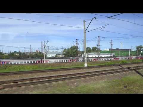 Short Train Ride Across Russia.