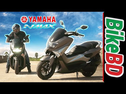 Yamaha NMax 155 First Impression Review | Premium Scooter In Bangladesh