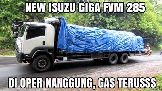 Tronton Hino New Generation Ranger Nissan Diesel Condor New Isuzu Giga Dan Tangki Fuso Ditanjakan