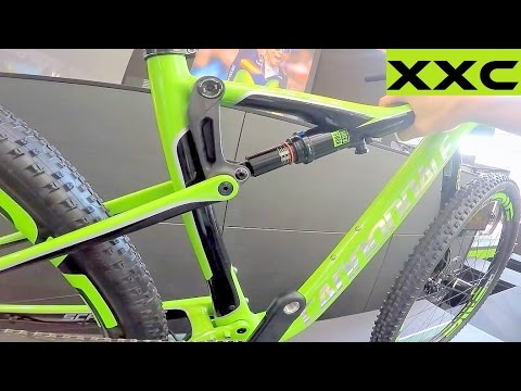96f87c84070 Why Does Cannondale Scalpel SI Have NO Top Tube? Review From Eurobike.