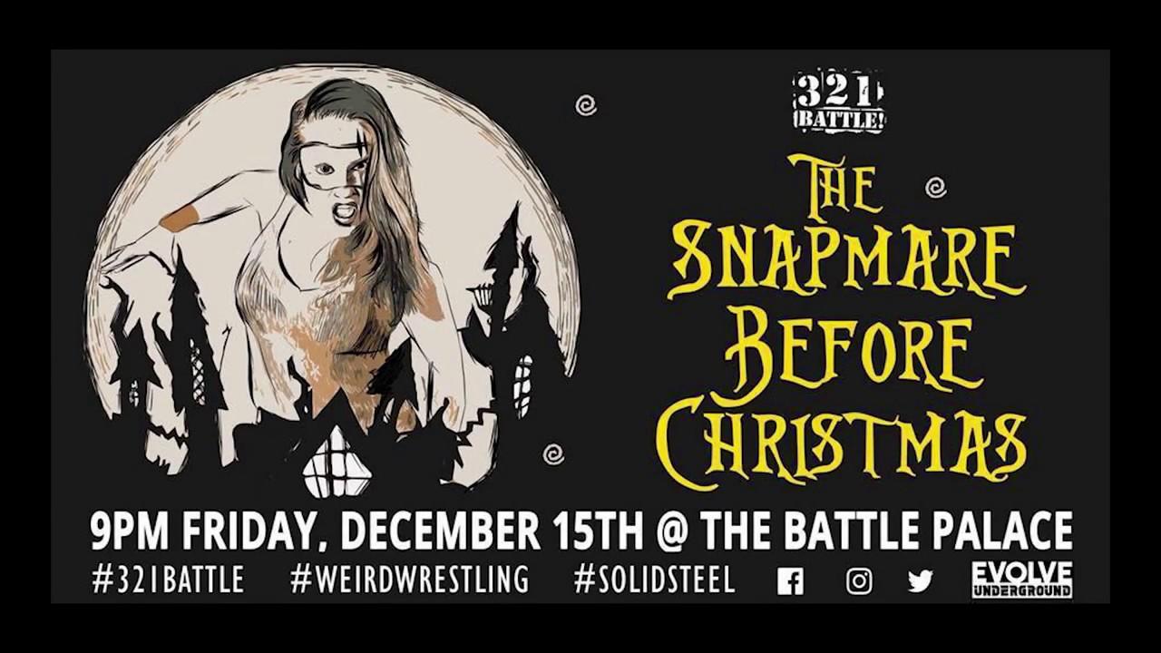 santa claus vs jesus 3 2 1 battle 12052017 - Santa Claus And Jesus 2