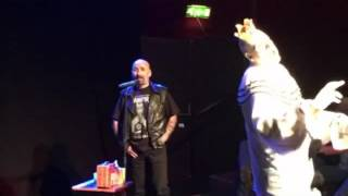 Puddles Pity Party - All By Myself - Edinburgh Festival 2016