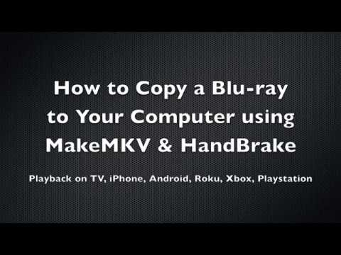 Daily Discount: How to Copy a Blu-ray with MakeMKV
