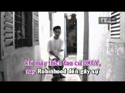 [Karaoke] Khu tao sống - Wowy ft. Karik (Beat Phối chuẩn) - Http://newtitanvn.com
