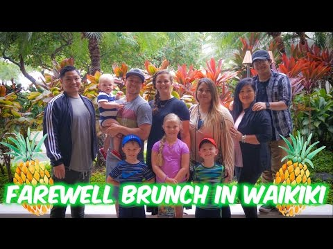 Farewell Brunch at Cinnamon