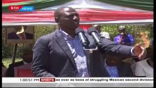 DP Ruto on fuel in Nyamira