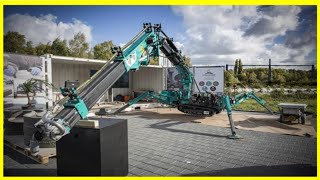 Amazing Modern Technologies For Fast Construction Housing ▶1