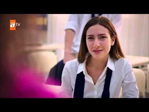 Kızların kolejde ilk günü! : Kırgın Çiçekler 1. Bölüm - atv