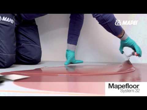 Mapefloor System 31-32-33 : revêtements époxy polyvalents