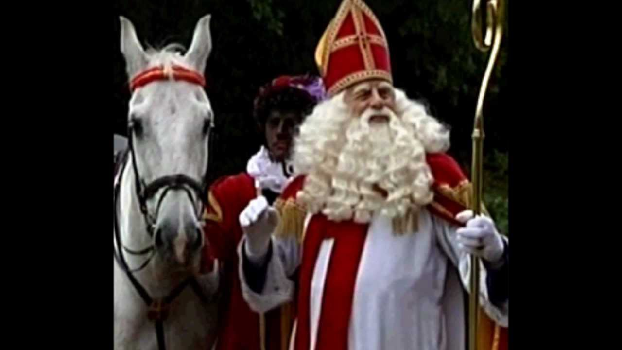 Venez venez saint nicolas youtube - Image de saint nicolas a imprimer ...