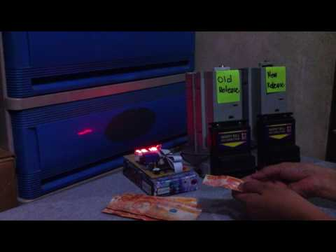 Repeat How to Clean a Pyramid Apex 5000/7000 Series Bill Acceptor by