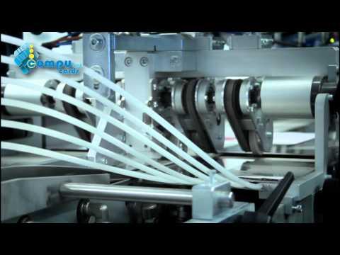 Plastic card production - Fulfillment - PVC cards