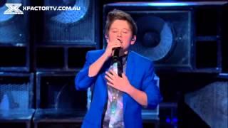 Jai Waetford - Drops of Jupiter - Live Show 5 - The X Factor Australia 2013