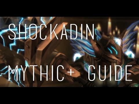 Shockadin Holy Paladin Mythic+ Guide