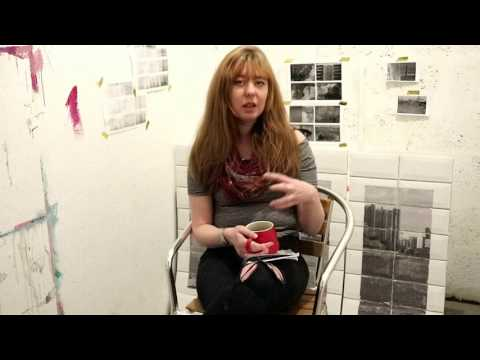 Interview with Mhairi Muir - Artist Residency