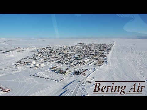 Helicopter Tour of Nome, Alaska