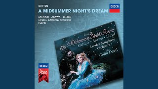 Britten: A Midsummer Night