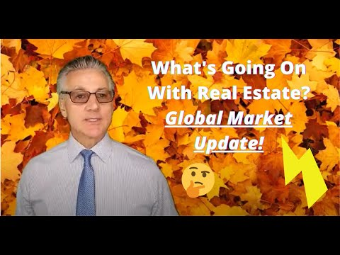What's Going On With Real Estate? National Market Update