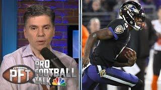 PFT Top 30 Storylines: Baltimore Ravens' new-look offense | Pro Football Talk | NBC Sports