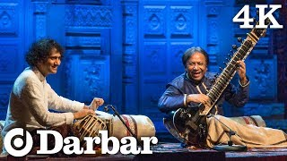 Divine Layakari | Raag Yaman | Ustad Shahid Parvez & Ojas Adhiya | Music of India