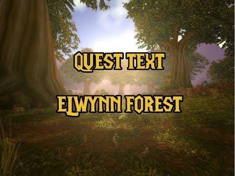 Quest Text Episode 4.08: Elwynn Forest--The Fargodeep And Jasperlode Mines (World Of Warcraft)