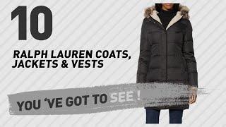 Ralph Lauren Coats, Jackets & Vests // New & Popular 2017