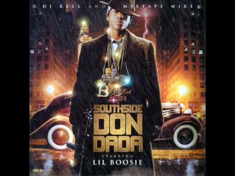 Lil Boosie - Knockin Pictures Off The Wall Ft Lil Phat.avi