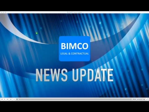 BIMCO news on latest developments in contracts and clauses