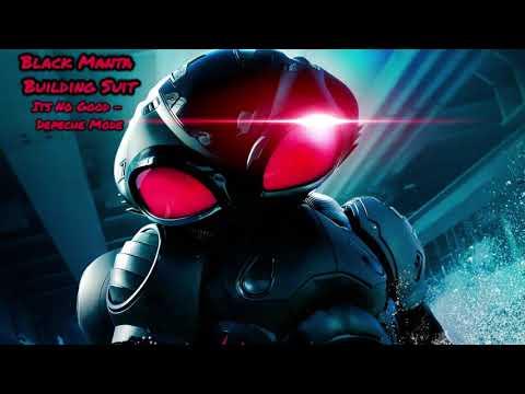 Aquaman OST - It's No Good   Black Manta Building Suit Song
