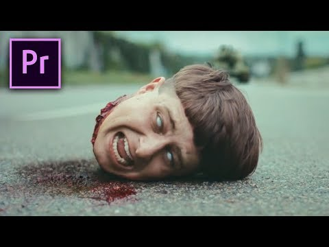 SHOOT YOUR HEAD OFF like Oliver Tree (Premiere Pro Tutorial)