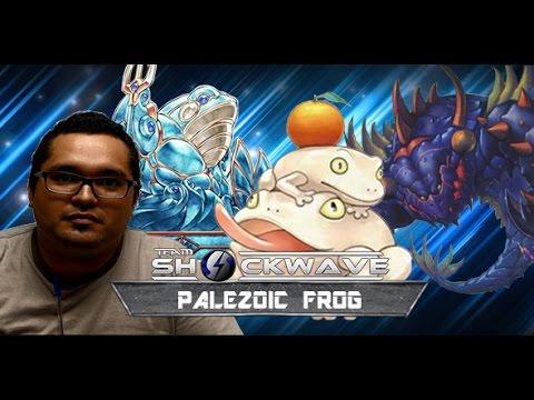 Nicaragua Regional 1st place Paleozoic Frog Yu-Gi-Oh! Deck Profile