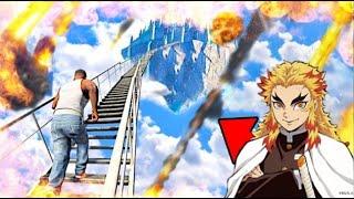 【GTA5】煉獄を使う悪質チーターと戦ってみた【鬼滅のチーター】