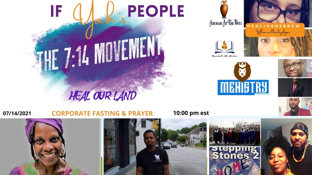 If Yah's People| 714 Live Prayer and Fasting