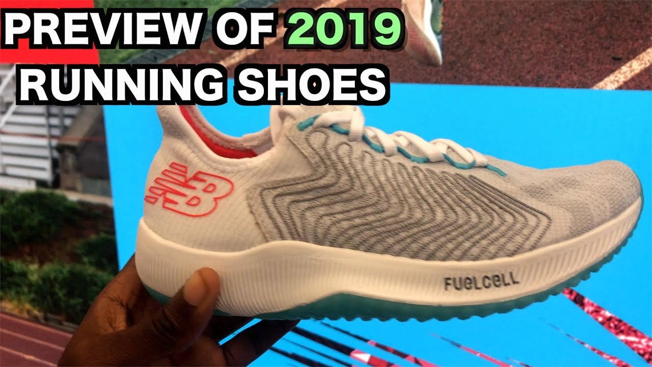 ea7bdff3b4ab8 FIRST LOOK PREVIEW AT 2019 RUNNING SHOES! ( BROOKS