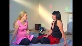видео беременная женщина танцует танец живота