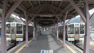 【錯覚する駅】~JR東日本管轄駅なのに東海車両が『占有』する川岸駅~