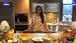 Tulin, The MyTV9 Star, Cooks at Page Hardware