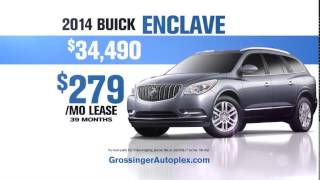 Grossinger Buick GMC Makes It Simple With Our Best Price