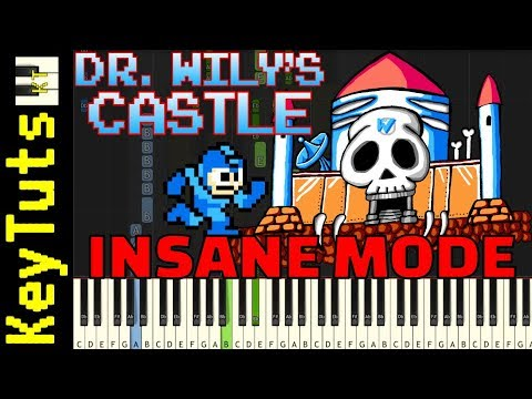 Learn to Play Dr. Wily's Castle from Mega Man - Insane Mode