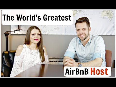 How to Be the World's Best AirBnB Host