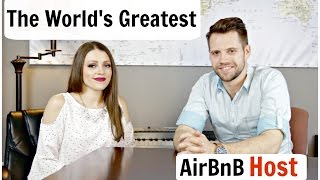 Gambar cover How to Be the World's Best AirBnB Host