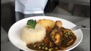 Un rico seco de pollo al estilo Norte con 'Nadú'